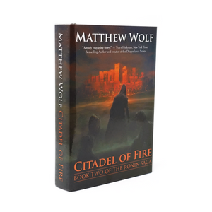Citadel of Fire - Hardcover