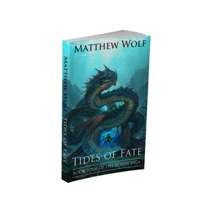 Tides of Fate - Paperback