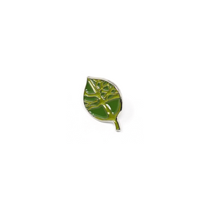 Elemental Pin - Leaf