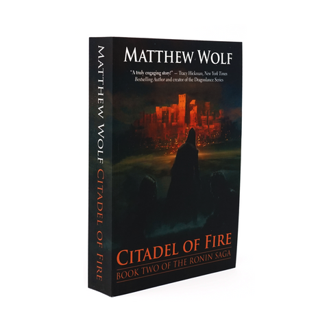 Citadel of Fire - Paperback