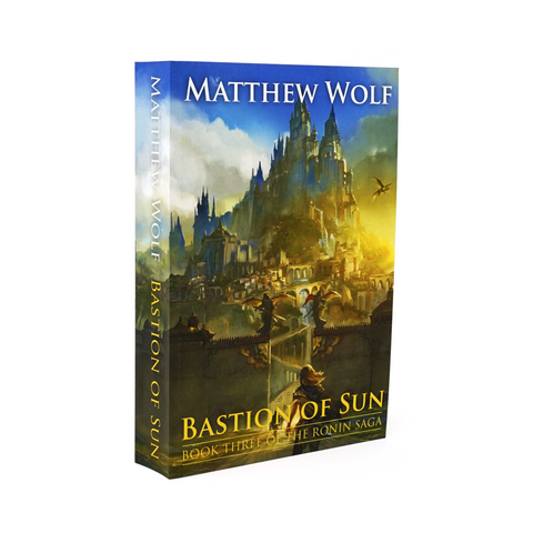 Bastion of Sun - Paperback