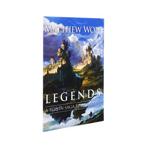 Legends - Paperback