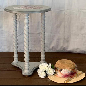 Gia - Barley Twist Leg Table