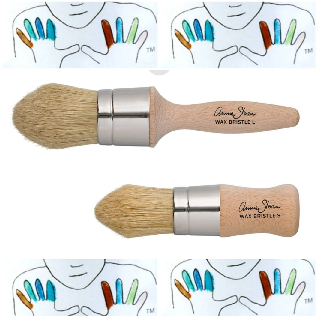 Chalk Paint ®️Wax Brush
