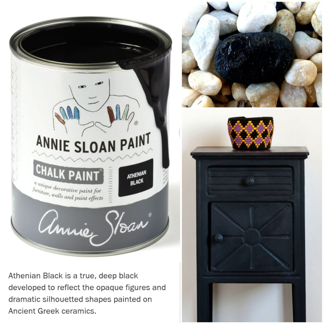 Annie Sloan Chalk Paint®️Athenian Black