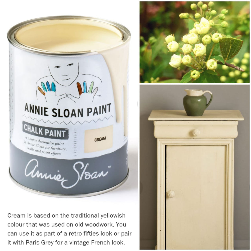 Annie Sloan Chalk Paint®️ Cream