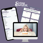 Load image into Gallery viewer, Simple6 Meal Planner +  Signature Mindset Course