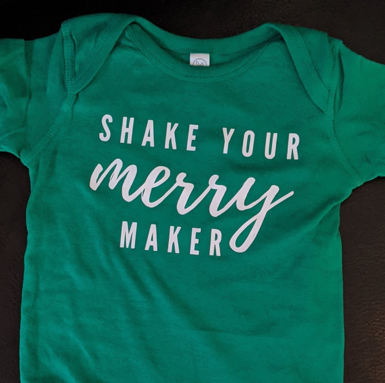Shake Your Merry Maker - children & adult