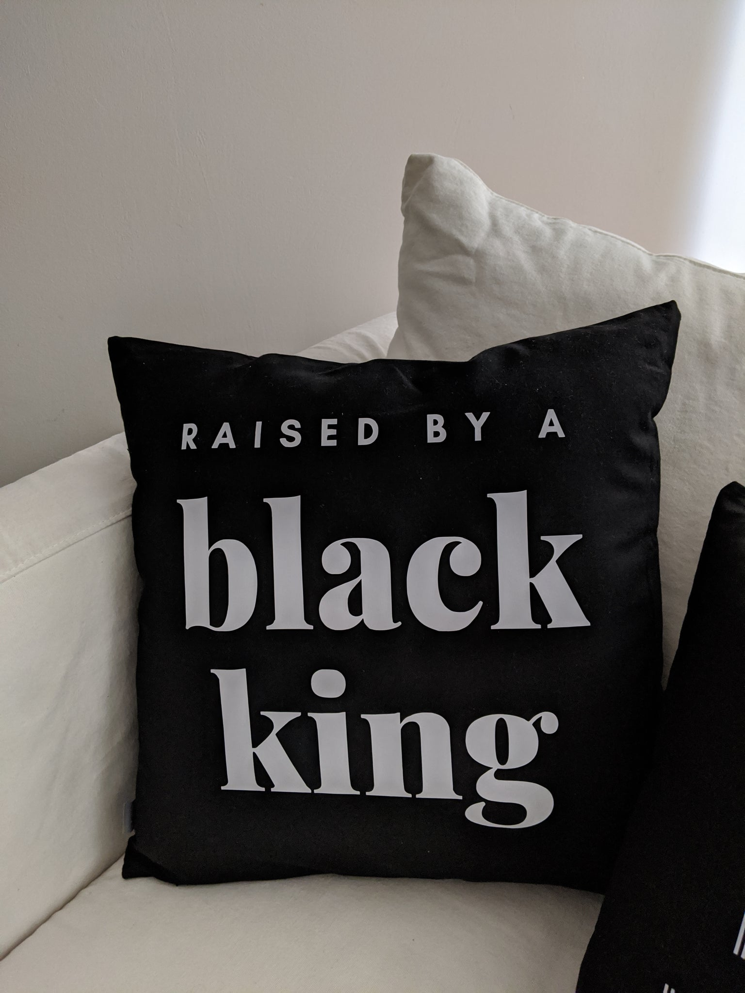 Raised by a Black King