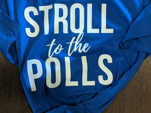 Stroll to the Polls - ZphiB