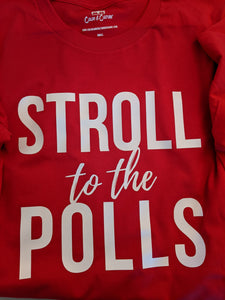 Stroll to the Polls - DST