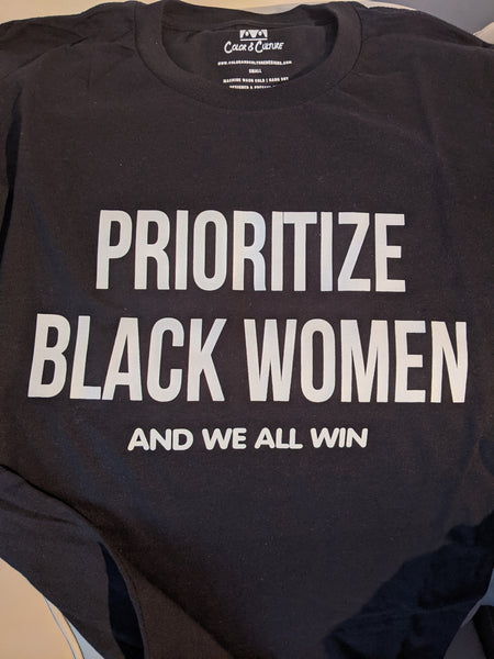 Prioritize Black Women - adult