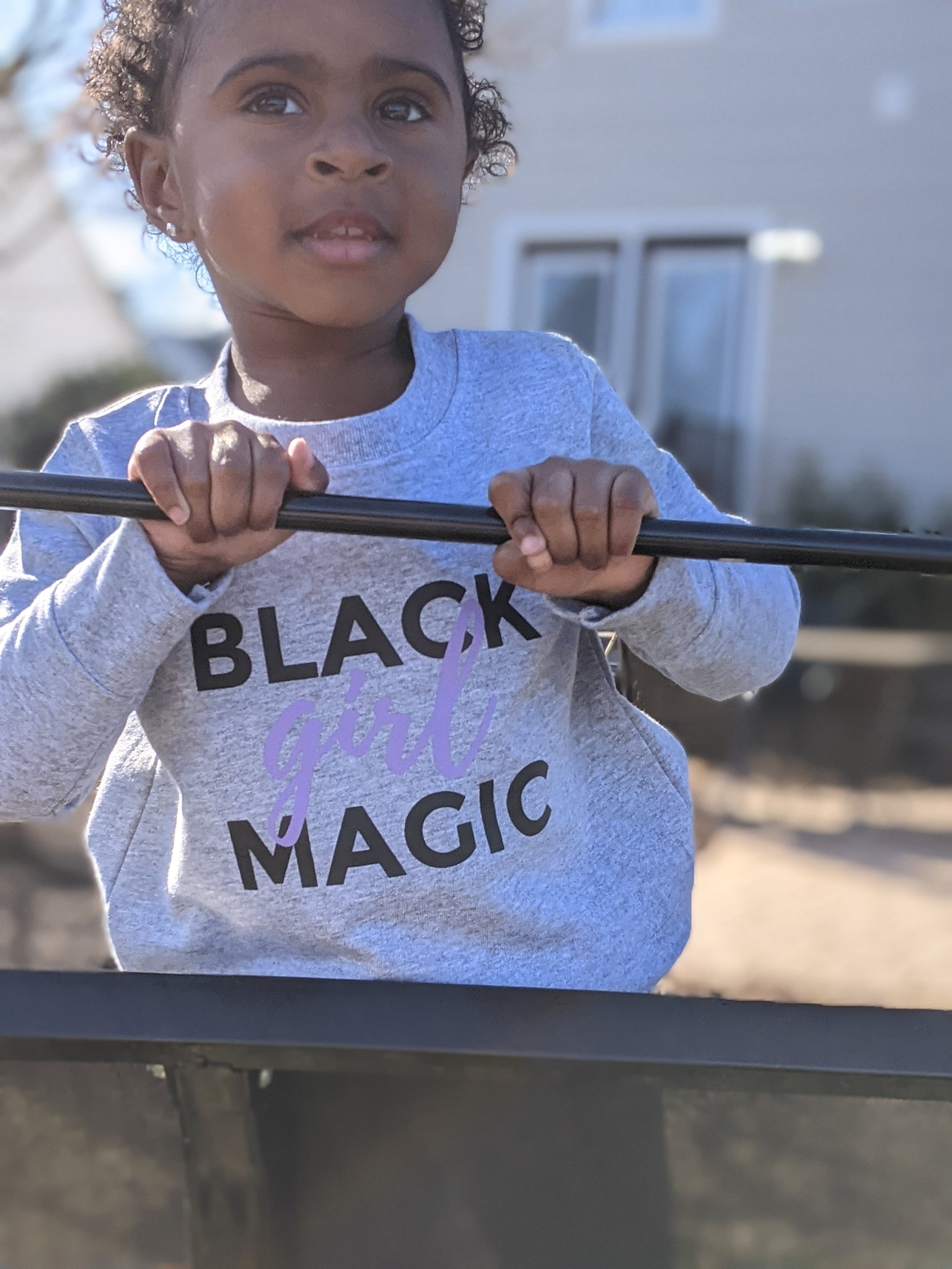 Black Girl Magic (children)