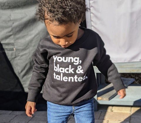 Young, black & talented (children)