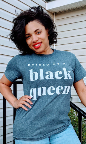 Raised by a Black Queen (sale) - adult
