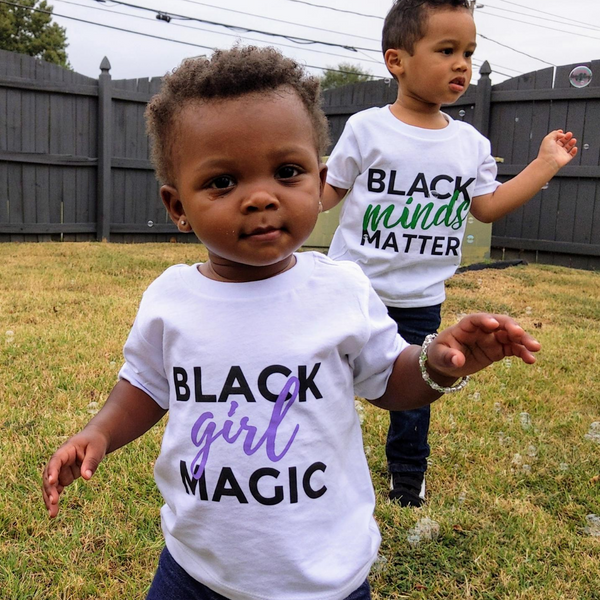Black Girl Magic - children