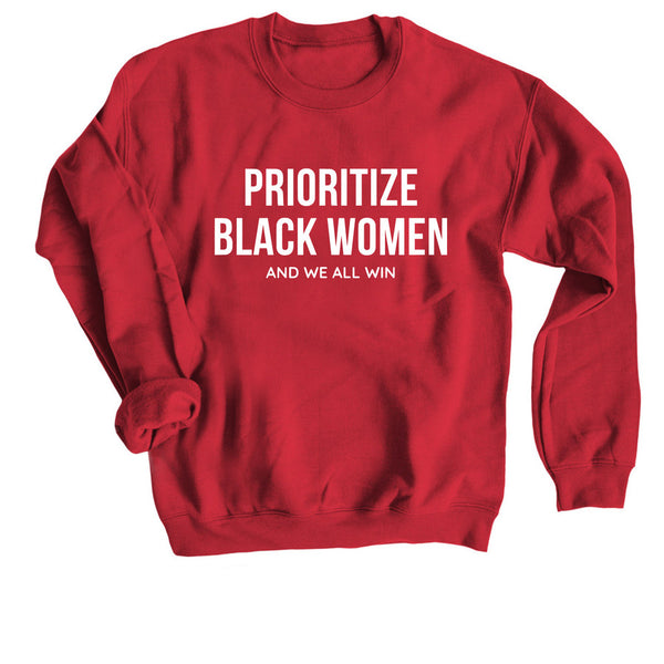 Prioritize Black Women (adult)