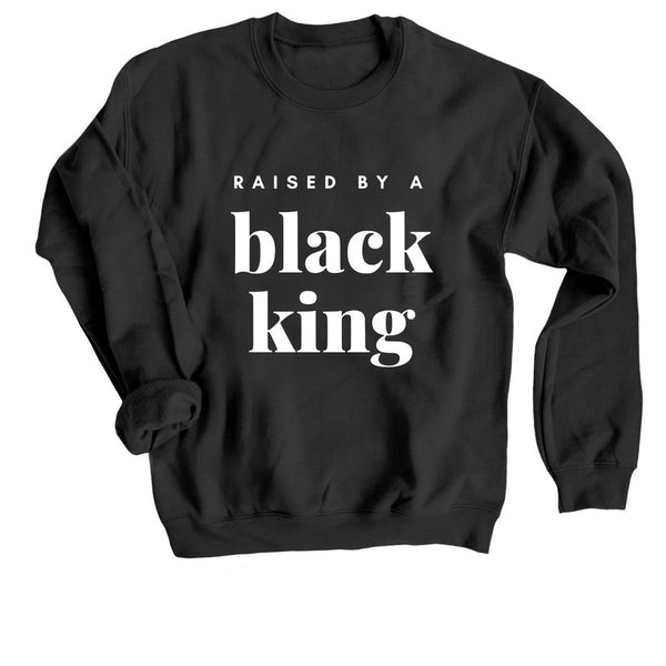 Raised by a Black King (adult)