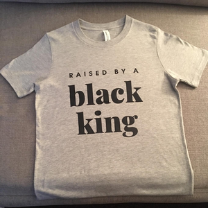 Raised by a Black King (black) - adult