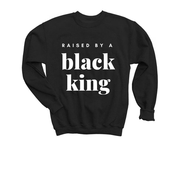 Raised by a Black King (children)