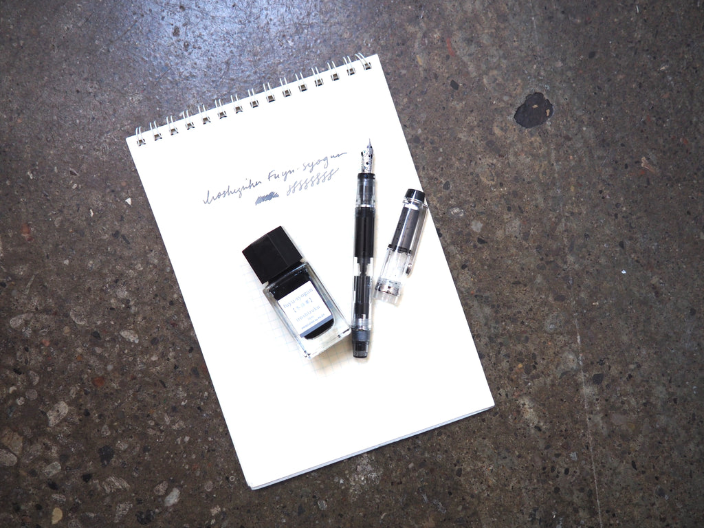 Pilot Iroshizuku Inks - Full Line in 50 mL + the Mini Bottles