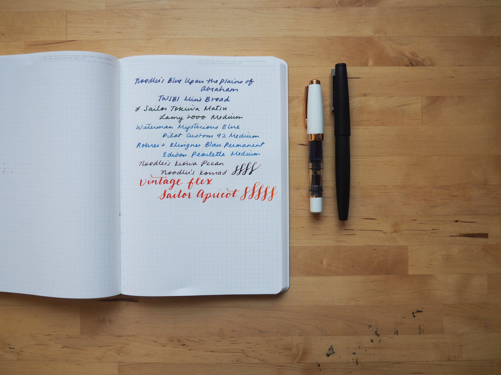 New Stalogy Notebooks + Notepads: Editor's Series