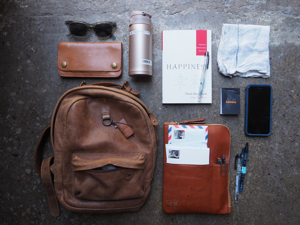 What's in My Backpack: My Everyday Carry