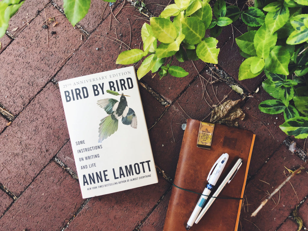 Books on Writing: Bird by Bird by Anne Lamott