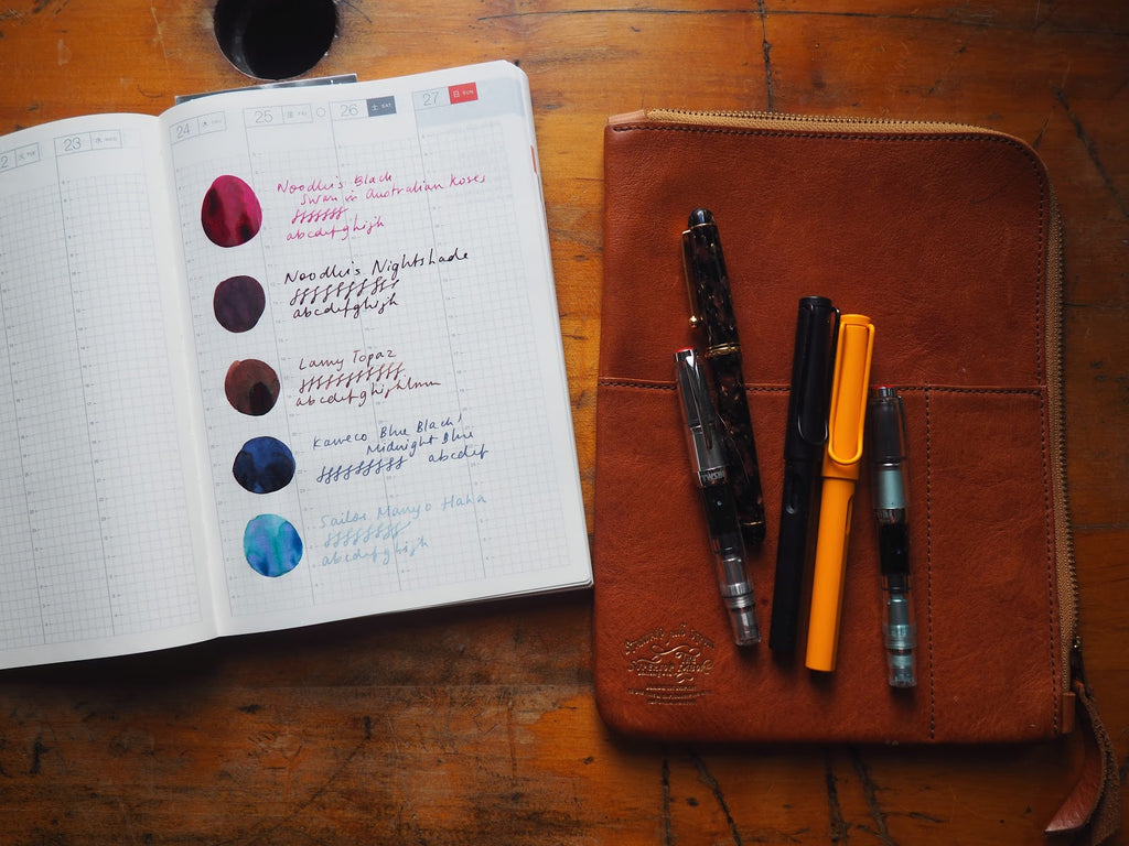 Currently Inked During Winter Lockdown