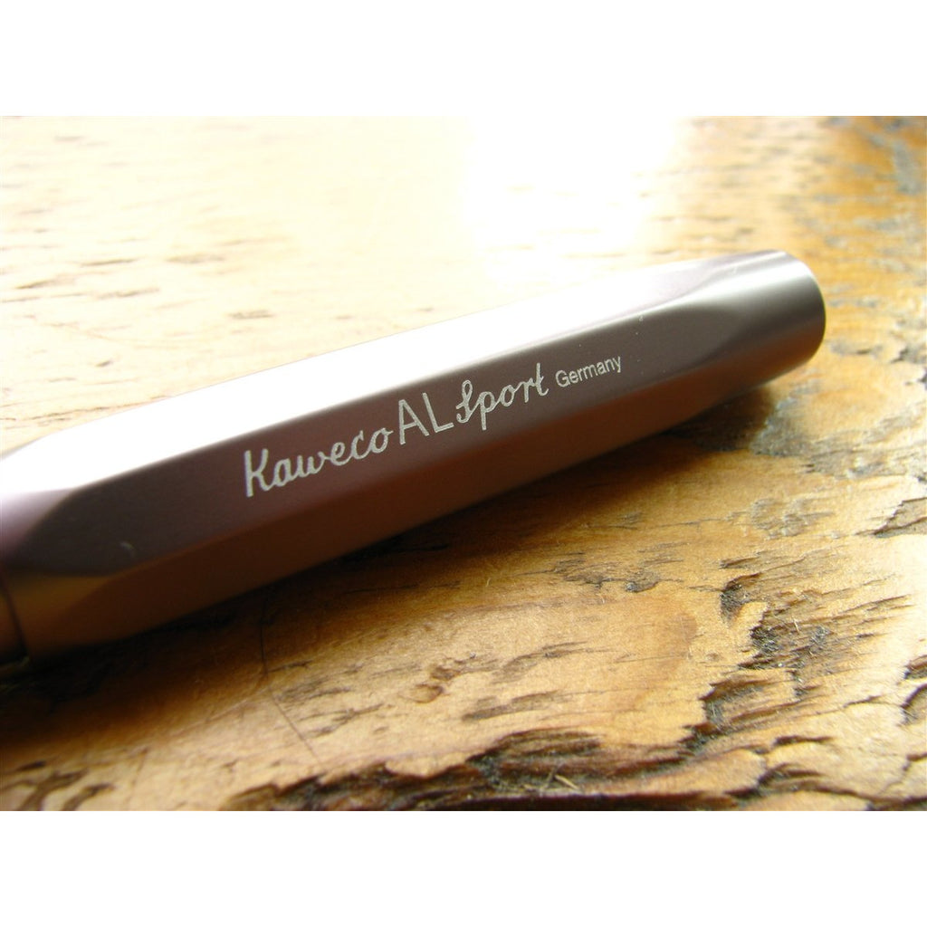 <center>Kaweco Classic AL Sport Fountain Pen - Grey</center>