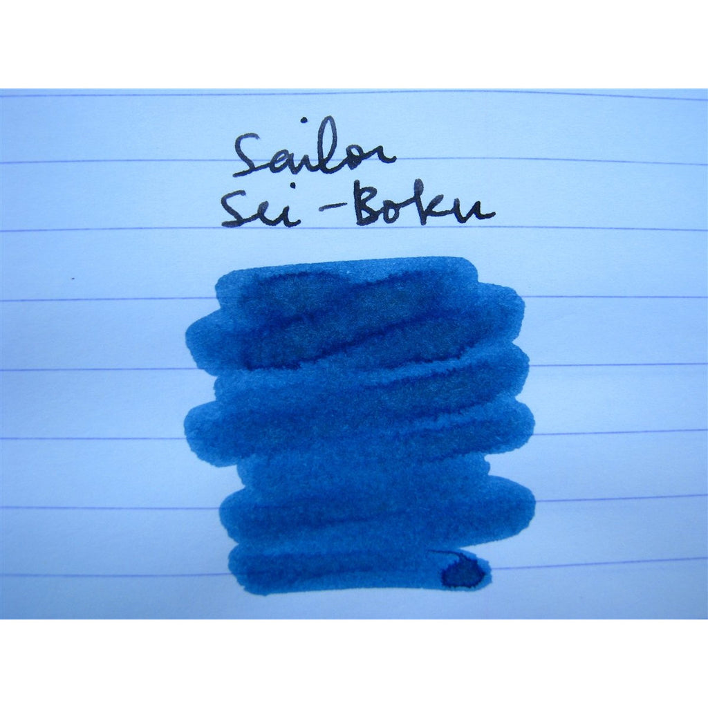 <center>Sailor Ink Cartridges - Sei Boku Nano Blue-Black Carbon</center>