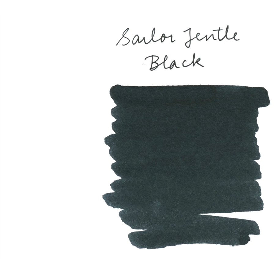 <center>Sailor Bottled Fountain Pen Ink (50mL) - Black</center>