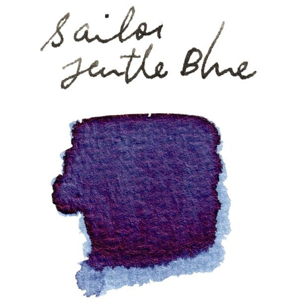 <center>Sailor Bottled Fountain Pen Ink (50mL) - Blue</center>