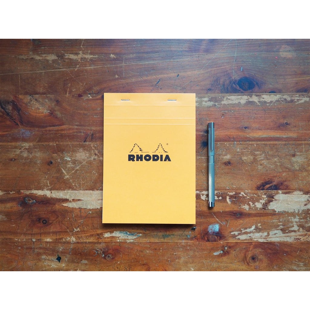 <center>Rhodia Pad No. 16 - Graph - Orange (A5)</center>