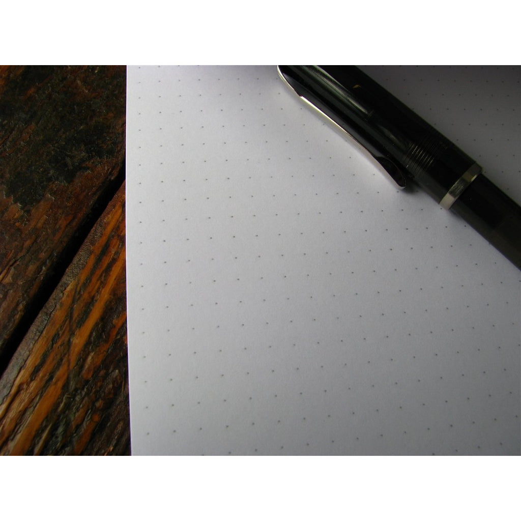 <center>Rhodia Pad No. 16 - Dot - Black (A5)</center>