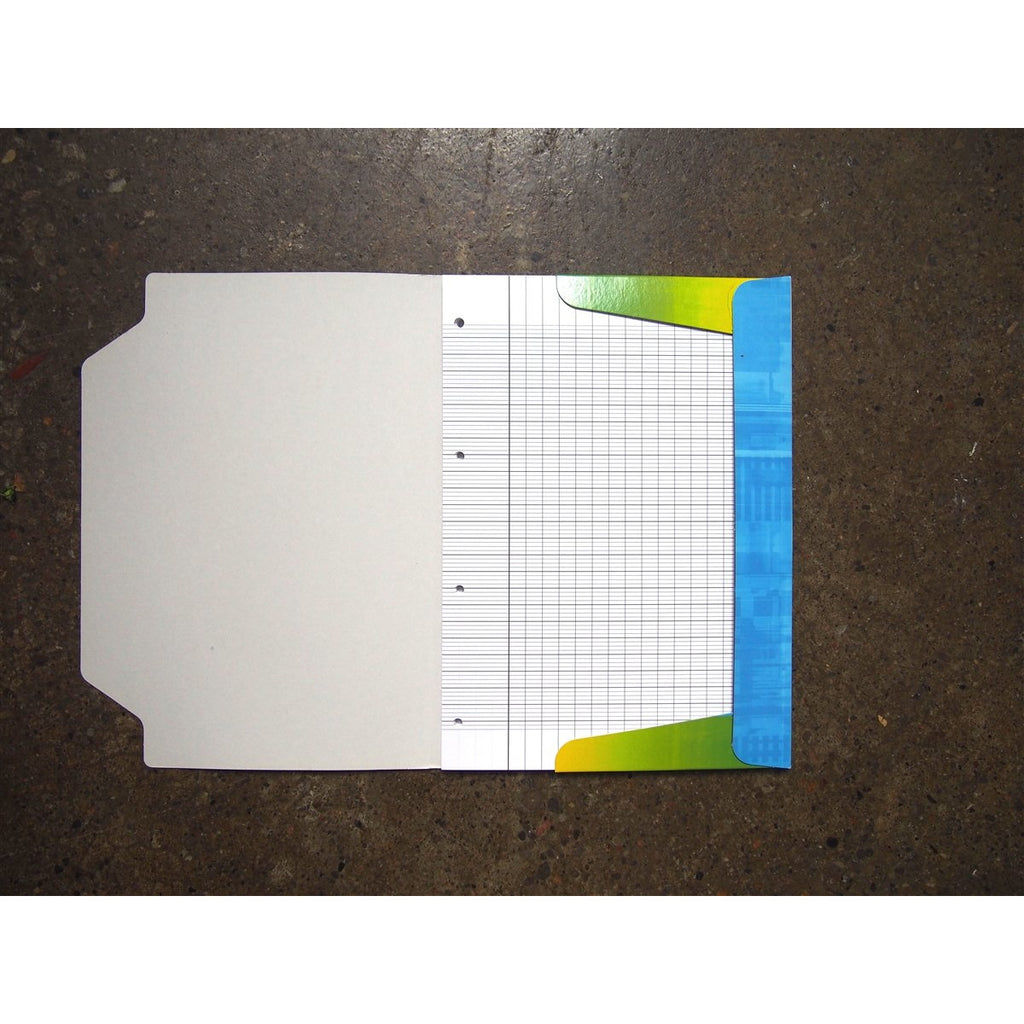 <center>Clairefontaine Seyes Loose Leaf - Special Large Ruling - A4</center>