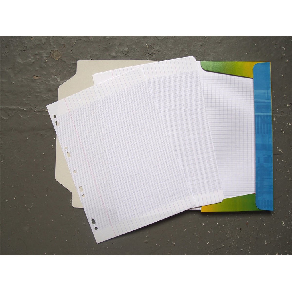 <center>Clairefontaine Seyes Loose Leaf - A4</center>