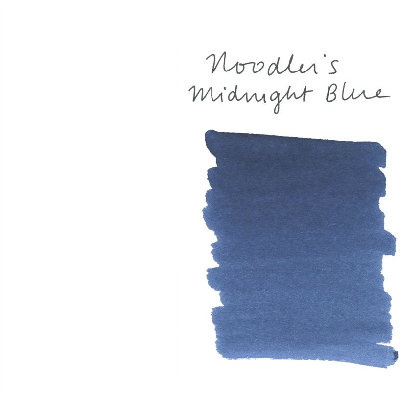<center>Noodler's Fountain Pen Ink (3oz/90mL) - Midnight Blue</center>