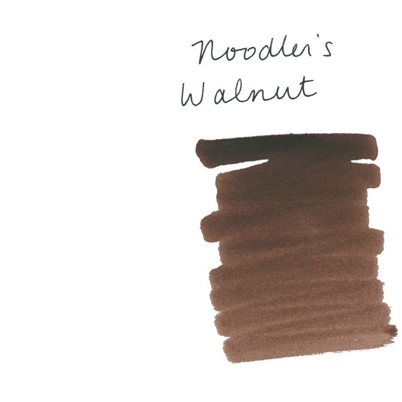 <center>Noodler's Fountain Pen Ink (3oz/90mL) - Walnut</center>