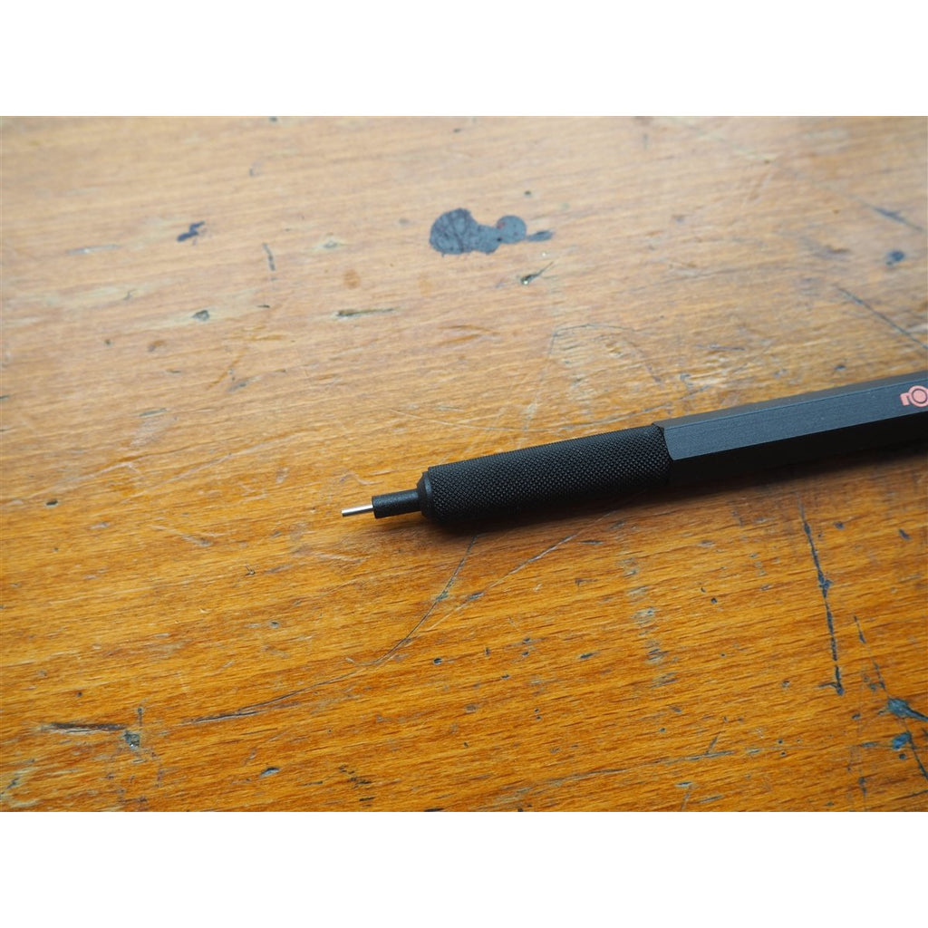 <center>rOtring 600 Mechanical Pencil - 0.7mm - Black</center>