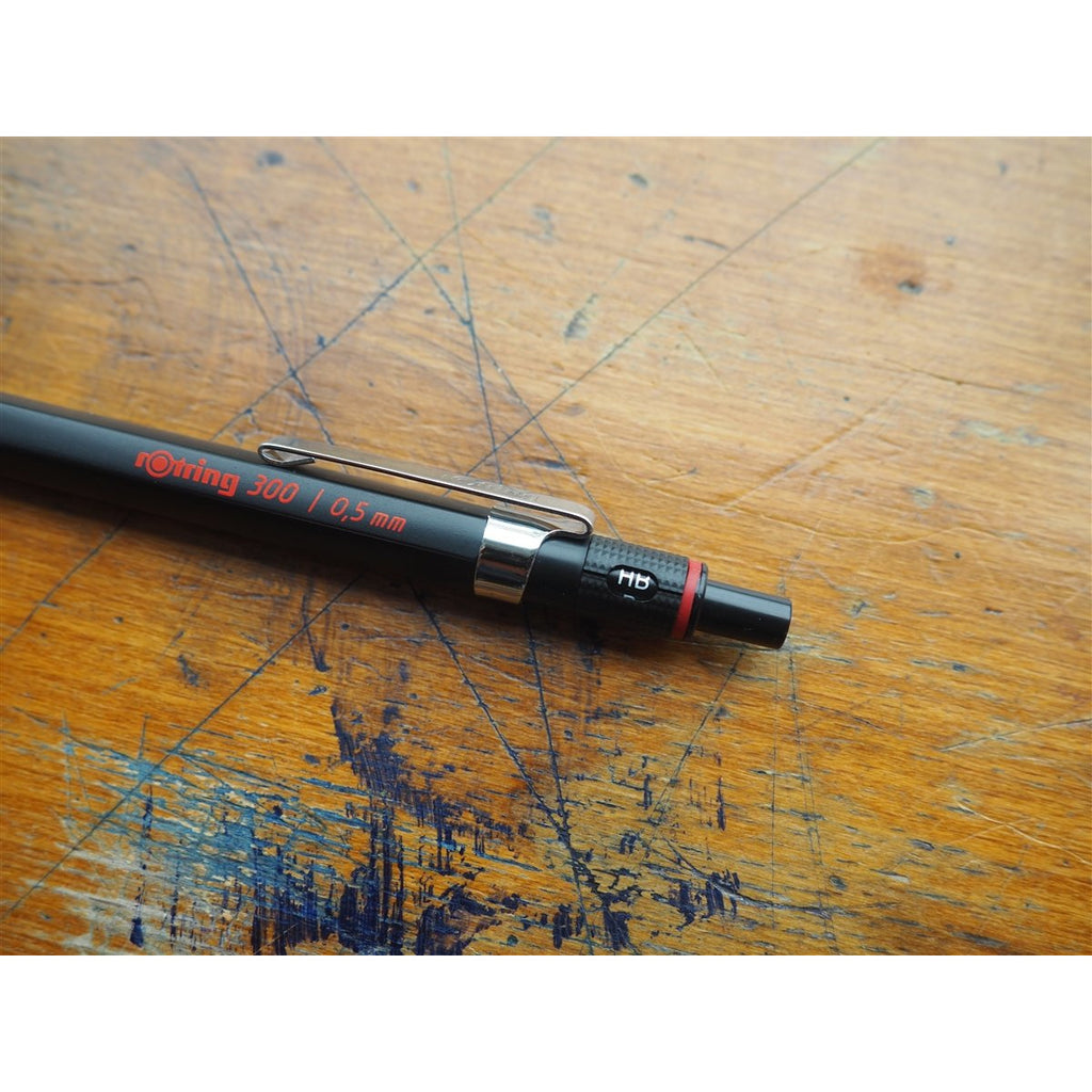 <center>rOtring 300 Mechanical Pencil - 0.5mm</center>
