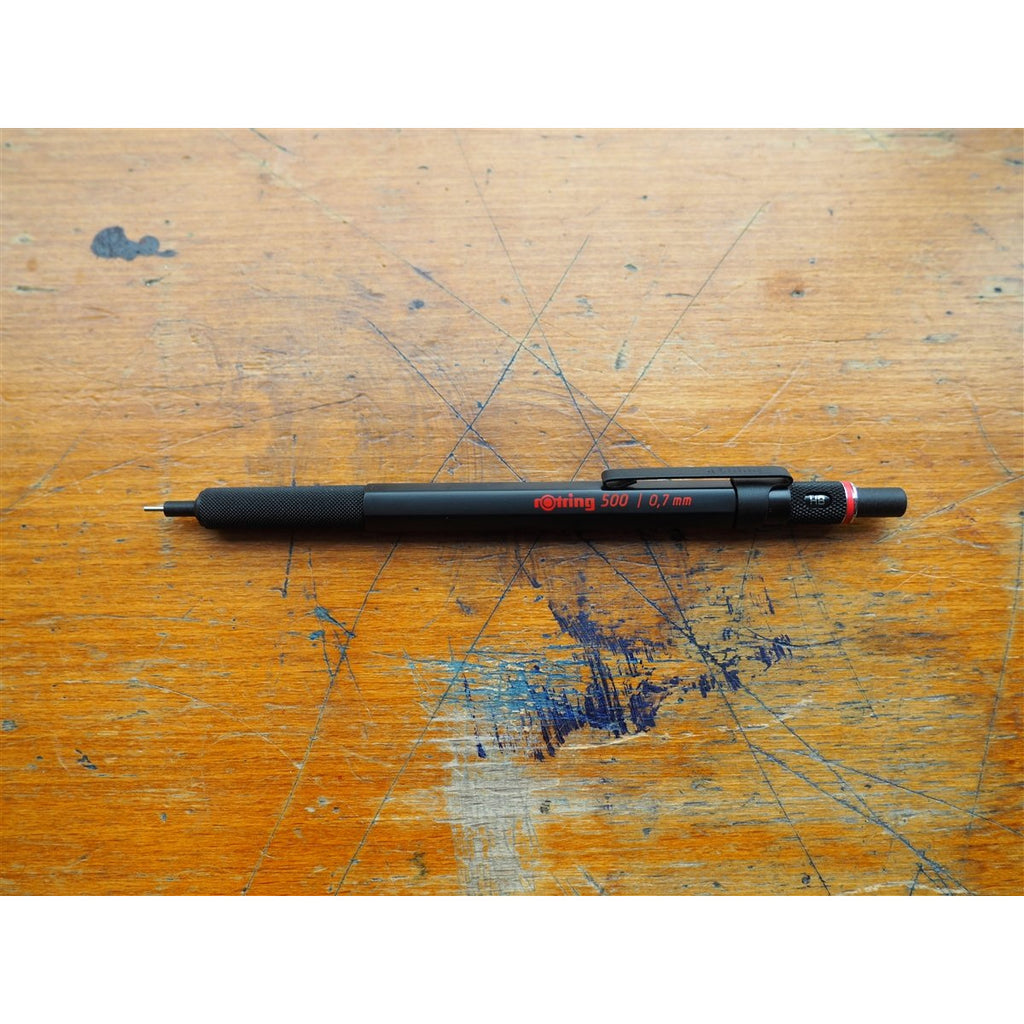 <center>rOtring 500 Mechanical Pencil - 0.7mm</center>