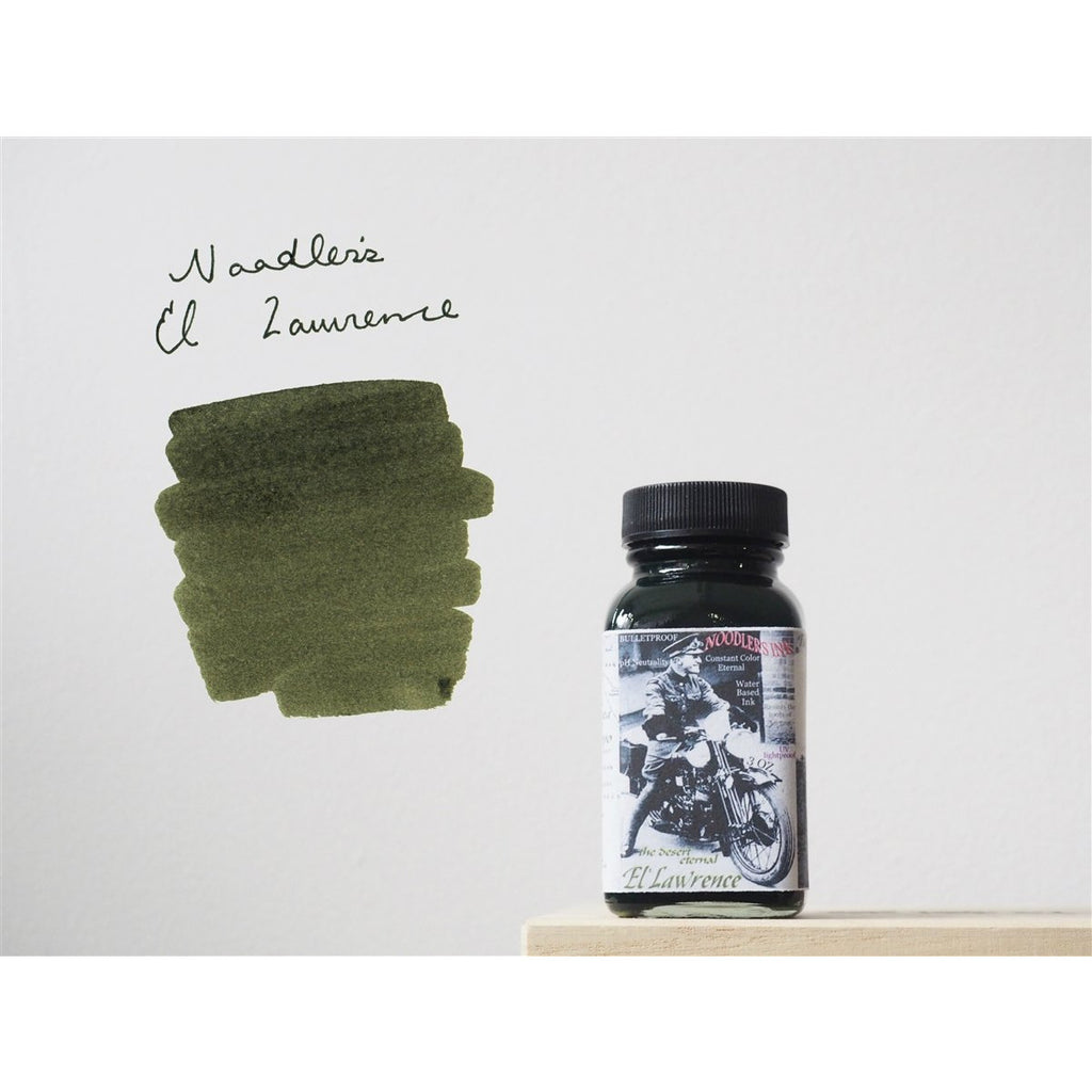 <center>Noodler's Fountain Pen Ink (3oz/90mL) - El Lawrence</center>