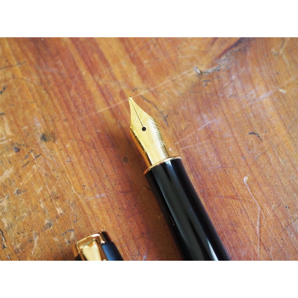 <center>Parker Sonnet Fountain Pen - Matte Black GT</center>
