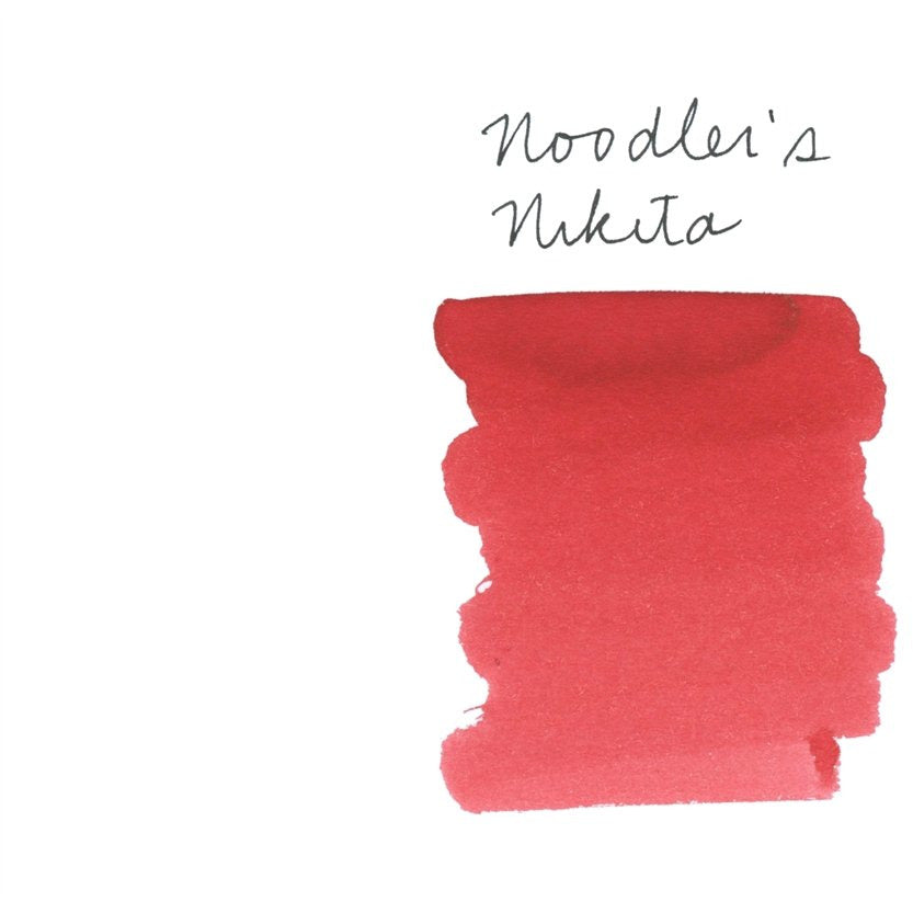 <center>Noodler's Fountain Pen Ink 4.5oz Eyedropper with free fountain pen- Nikita</center>