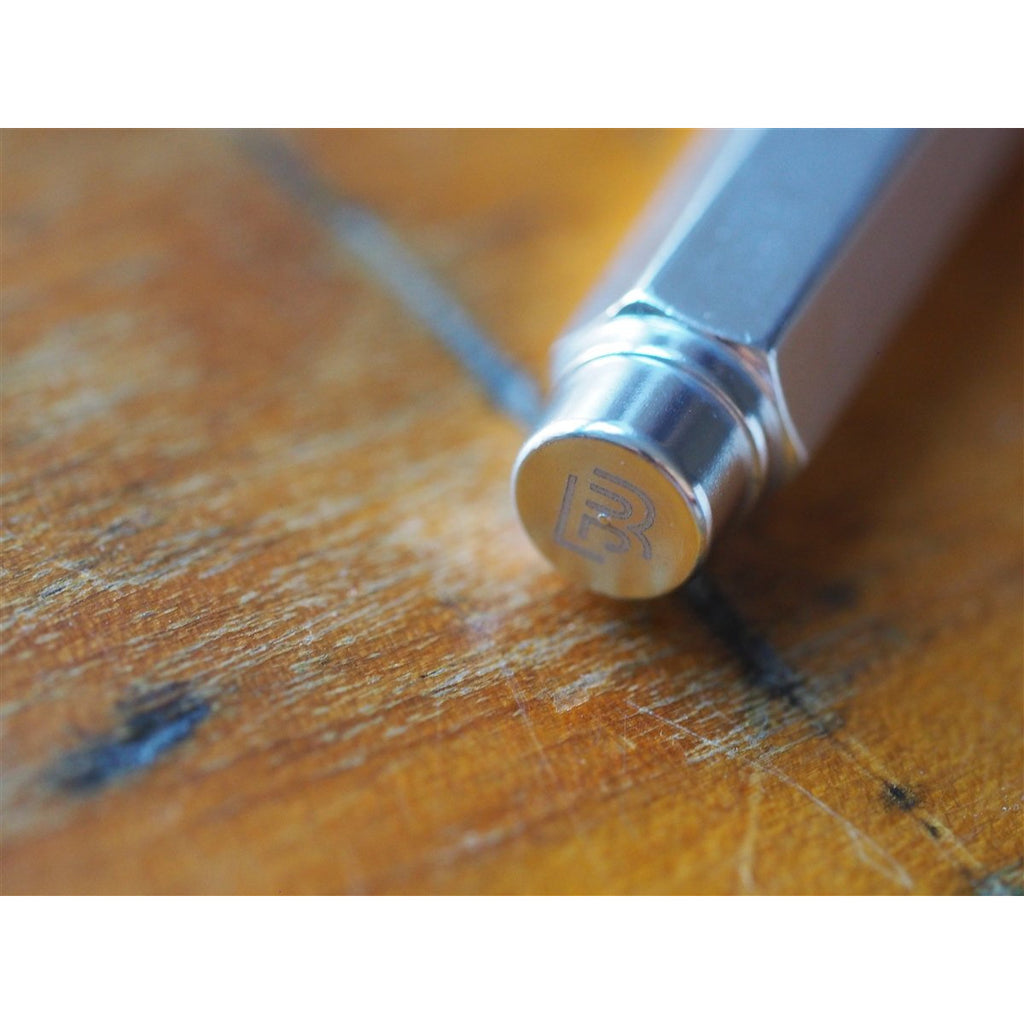 <center>Palomino Blackwing Pencil Point Guard - Bright Silver</center>