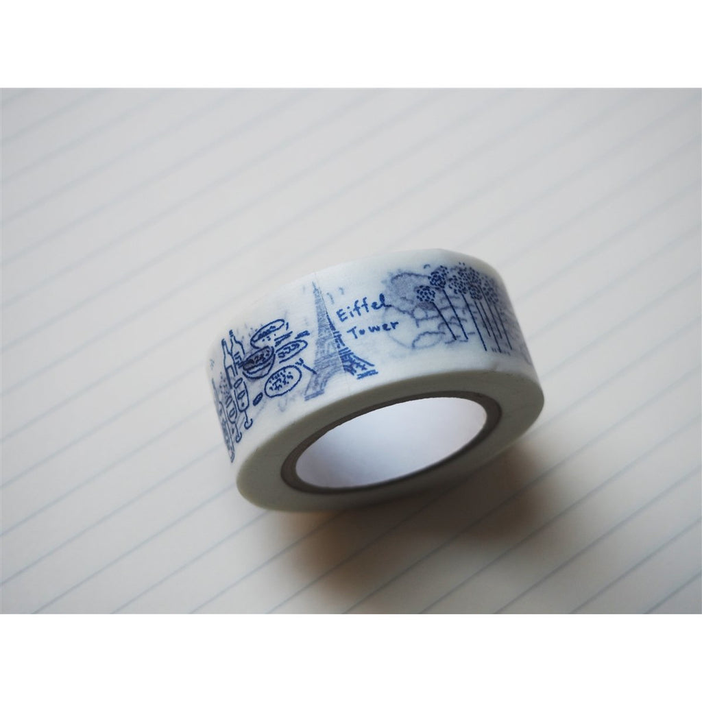 <center>Classiky Washi Tape - France</center>