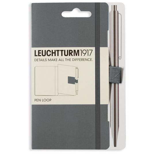 <center>Leuchtturm Pen Loop - Anthracite</center>