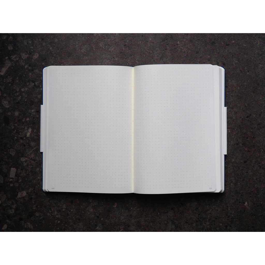<center>Leuchtturm Hardcover A5 Notebook - Lemon (Dot)</center>