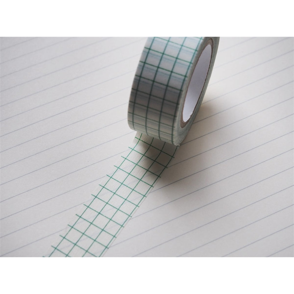 <center>Classiky Craft Washi Tape - Green - 18mm</center>